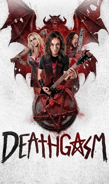 Deathgasm movie poster.