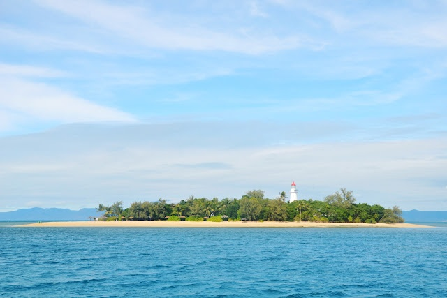 Day trip: Sailing on a catamaran and snorkeling around Low Isles with @Rhian Blaby of Hummingbird's Song