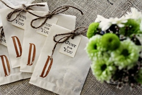 little goodie bags
