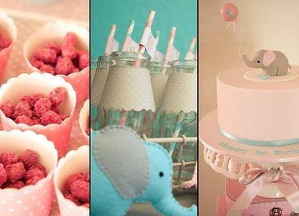 http://www.essentialkids.com.au  http://www.lifeslittlecelebrations.org/   -  Pink Elephant Birthday theme