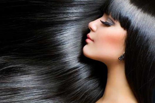 mascarilla para el cabello extrabrillo y casera