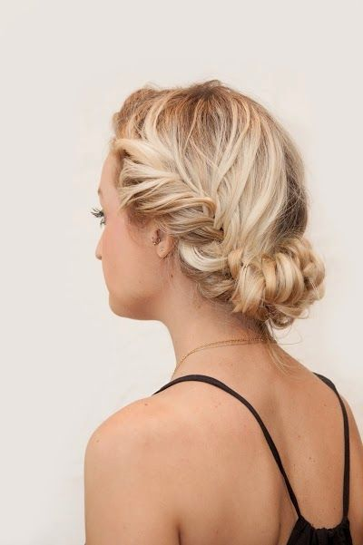 Hairstylist Educational Updo Class