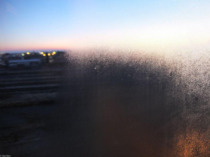 alba alla stazione - una mattina mi son svegliato e ho fotografato l'alba senza aprire la finestra...