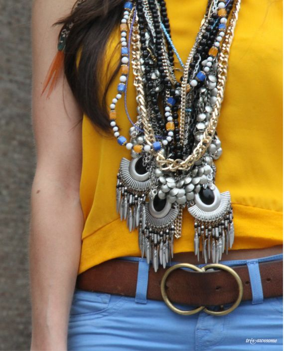 87 Best Accessories Images On Pinterest Fashion Tips My Style And Necklaces