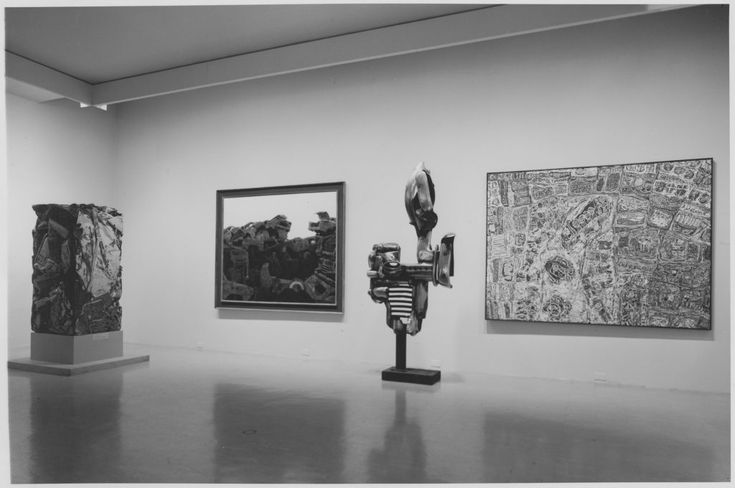 """Now with a brilliant interface - Browse Every Art Exhibition Held at MoMA Since 1929 with the New """"MoMA Exhibition Spelunker""""   Open Culture"""