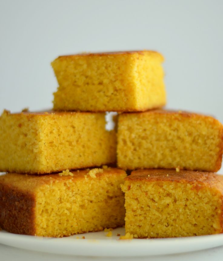 You CAN have your cornbread and eat it too! GLUTEN FREE, thick, delicious and you'd never know there's no flour in it!