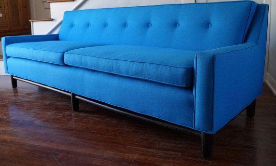 Magnífico sofá de sofá moderno de mediados de por CyclicFurniture