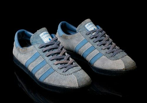 A stunning pair of 'holy grail' adidas Tahitis 'Made in France' are seriously rare and uber cool in their original mid-70's guise as seen here