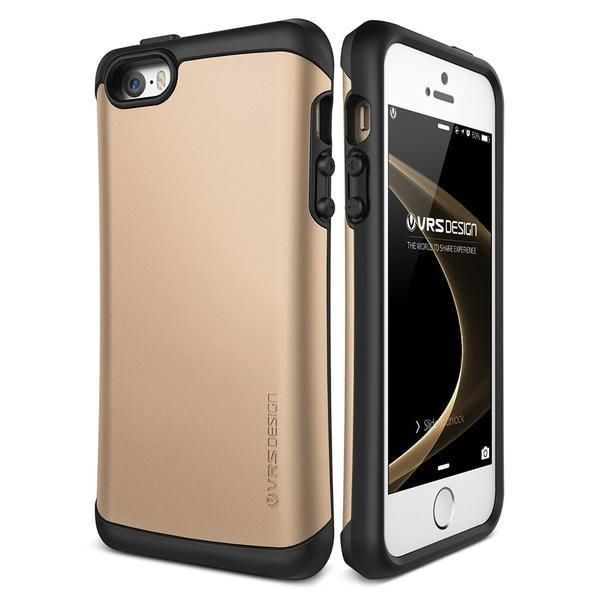 VRS Thor Series iPhone 5S/SE Case - Gold