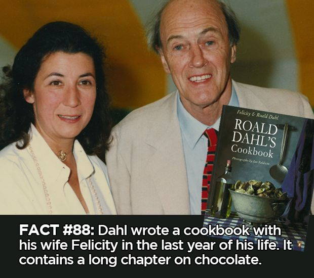 100 phizz-whizzing facts about Roald Dahl | CBC Books | CBC Radio
