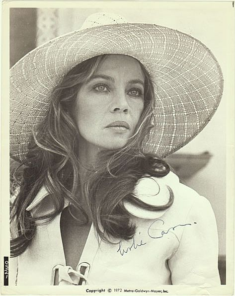 French actress Leslie Caron, while a small girl, had the idea of boiling her…