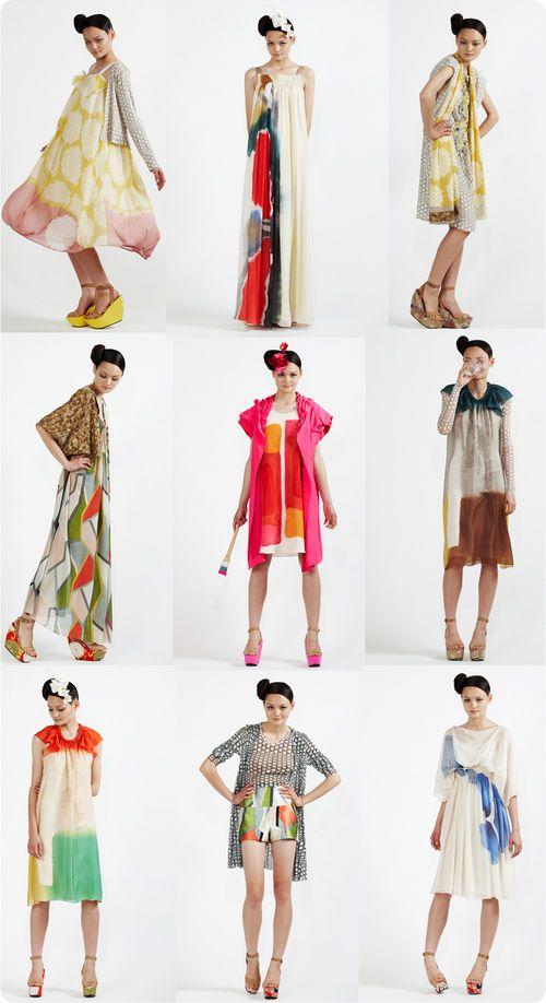 119 Best Images About Fashion Designers Akira Isogawa On
