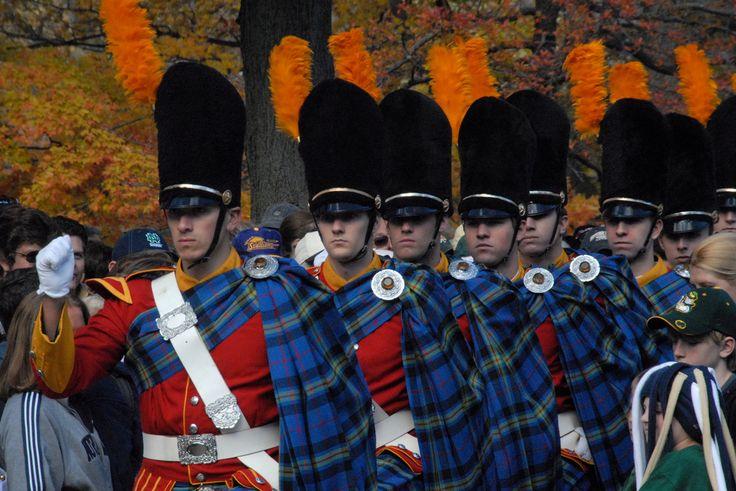 https://flic.kr/p/4iXcEZ | Irish Guard, Concert on the Steps, University of Notre Dame DDZ_0194 | Football Saturday, University of Notre Dame, 3 November 2007