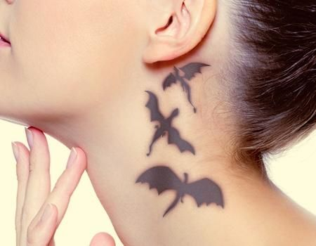 Literary Tattoos Inspired by Amazing Books - Literary design-game of thrones