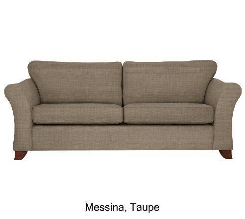 M Taupe sofa