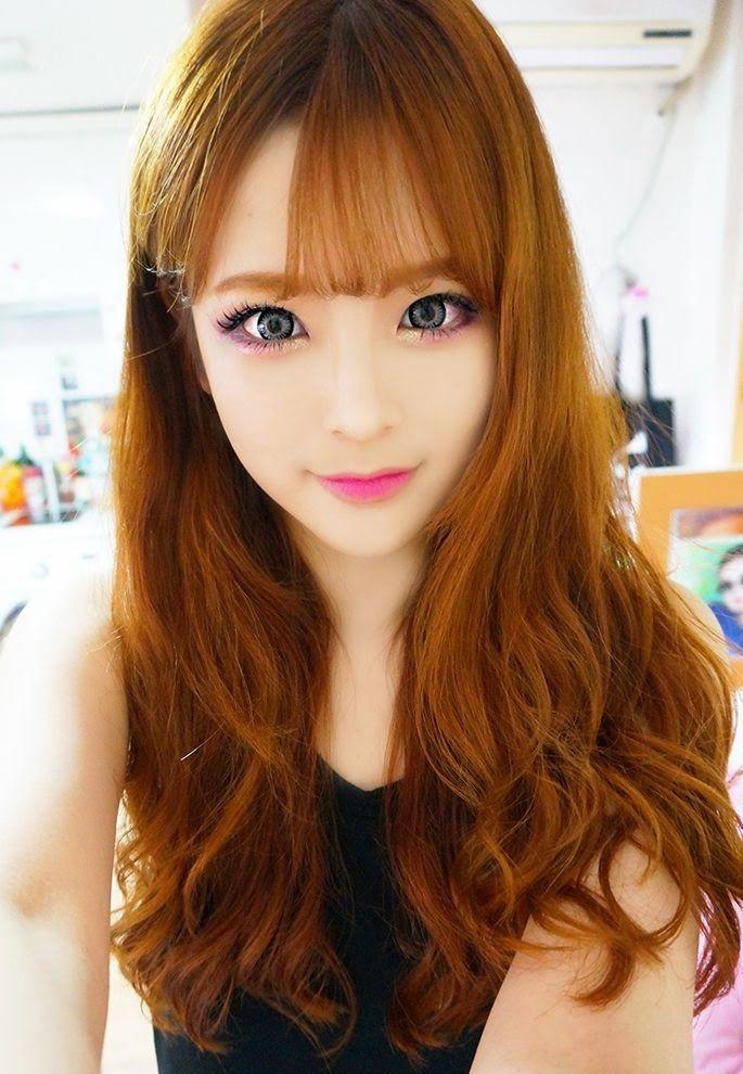 Ms De 1000 Ideas Sobre Peinados Coreanos En Pinterest  Pelo Coreano Peinad