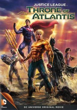La liga de la justicia: El trono de Atlantis Justice League: Throne of Atlantis - See more at: http: