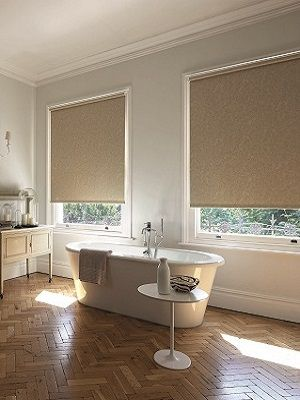 PVC Waterproof Bathroom Blinds