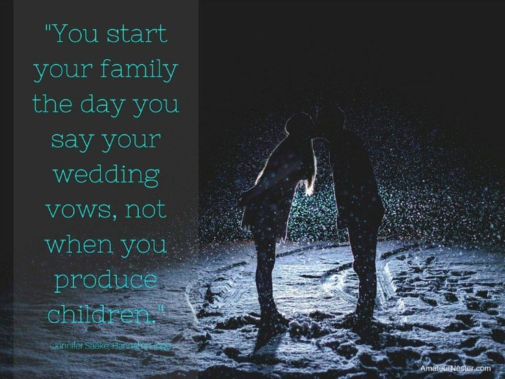 You Are Already a Family {Weekly Infertility Blog Link Up} | Amateur Nester