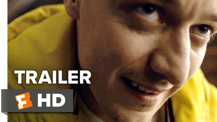 Starring: James McAvoy, Haley Lu Richardson, Brad William Henke Split Official Trailer 1 (2017) - M. Night Shyamalan Movie While the mental…