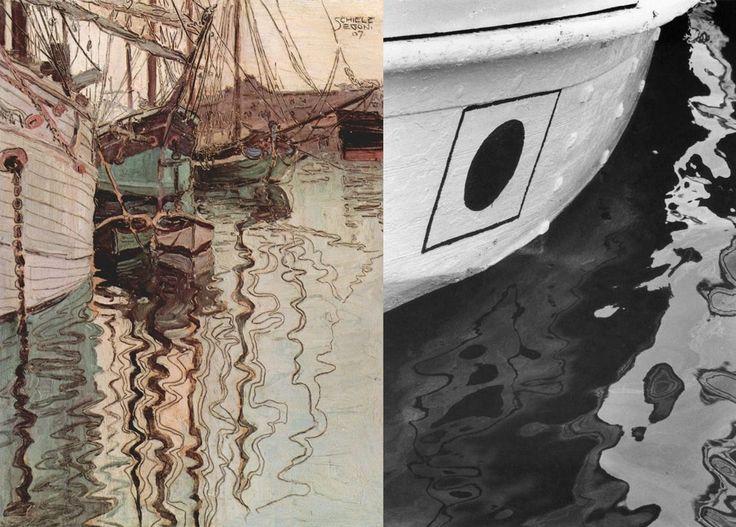 Schiele and Tōmatsu