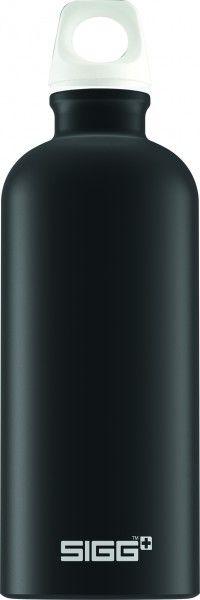 SIGG Bottles - 0.6L Black Touch Classic Traveller