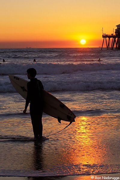 ハンティントンビーチ, カリフォルニア サーフィン 世界のおすすめビーチを集めました!