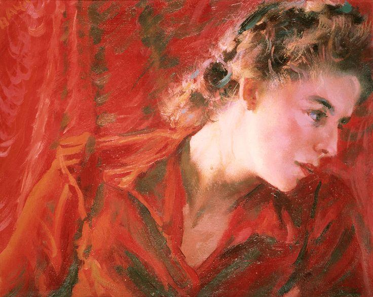 Giacomo Balla, Un'onda di luce, 1943  © Galleria Nazionale d'Arte Moderna e Contemporanea di Roma