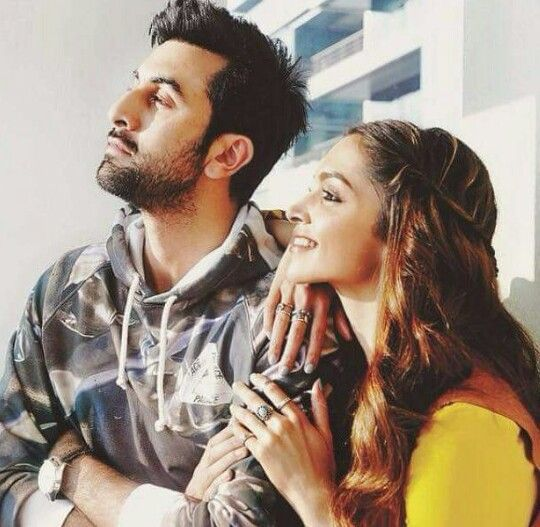 Ranbir Kapoor and Deepika Padukone in Tamasha