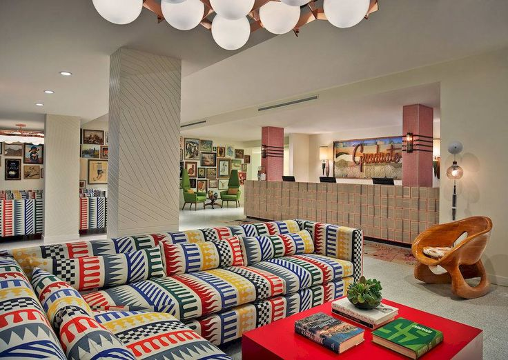 Graduate Tempe | Tempe | Arizona | USA - this is a revamped 1970s Howard Johnson