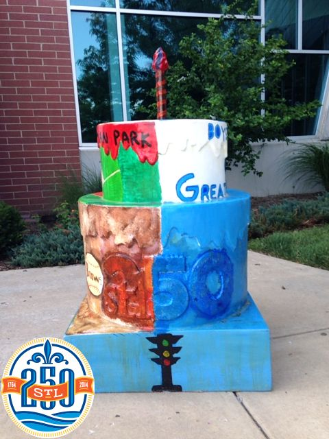 Birthday Cakes Joplin Mo ~ Images about st louis cake on pinterest memorial park parks and washington