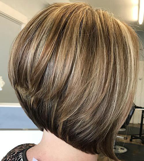30 Chic Wedge Haircuts | Choppy bob hairstyles, Wedge ...