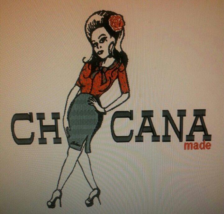 Chicana. ♡♥ pinup