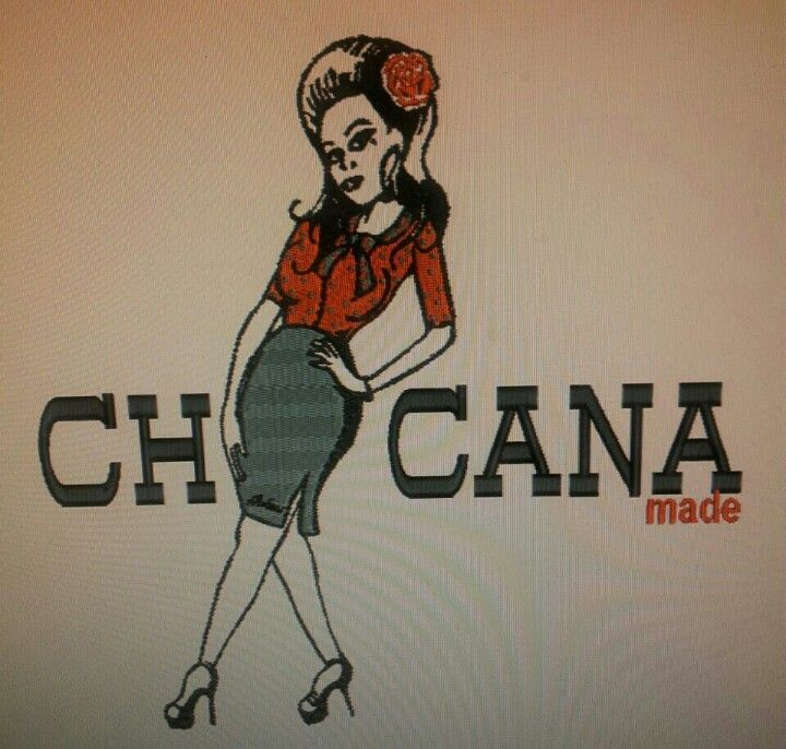 Chicana. ♡♥ pinup