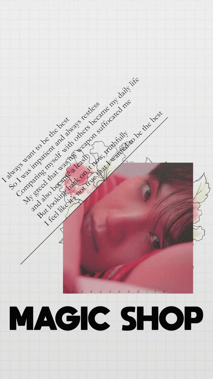 Jungkook Wallpaper Iphone Bts Suga Ly Tear Magic Shop Lyrics Wallpaper Lockscreen