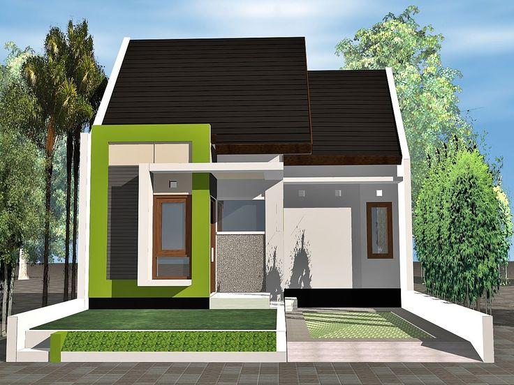 Desain Rumah Minimalis Type 36 72 Desain Rumah Minimalis ...