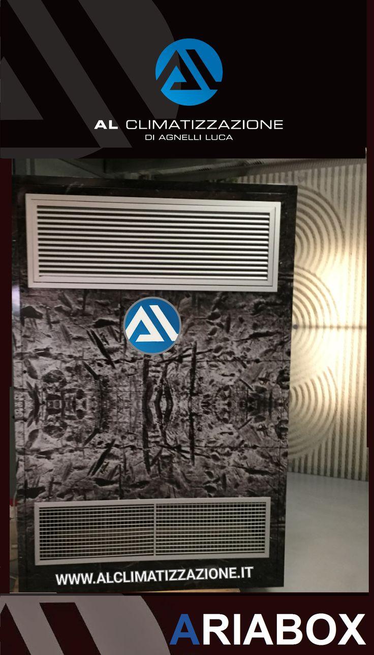 ARIABOX Sistema condizionamento in pompa di calore per grandi superfici industriali ed artigianali, spesso associate ad altezze interne tra i 4 m e 10 m con ampie superficie di lavoro. E' un impianto di climatizzazione e trattamento d'aria dedicato ad aziende di stampo commerciale ed industriale. RISCALDA - RINFRESCA - DEUMIDIFICA - DEPURA L'ARIA - PROFUMA L'AMBIENTE Recupero fiscale 65% www.alclimatizzazione.it — presso Al Climatizzazione Condizionatori a Brescia.