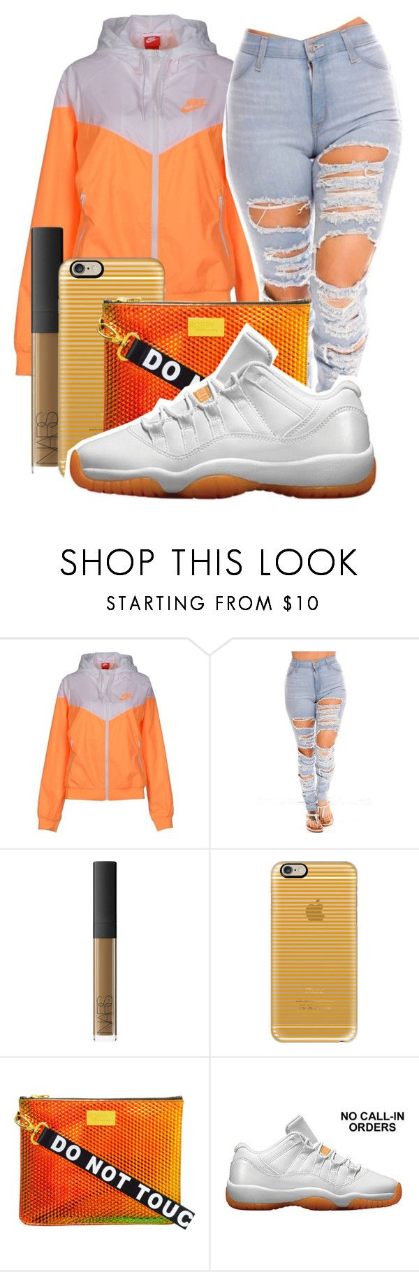 """Untitled #395"" by kenziesg ❤ liked on Polyvore featuring NIKE, NARS Cosmetics, Casetify, women's clothing, women's fashion, women, female, woman, misses and juniors"