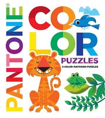 Pantone: Colour Puzzles Shop Online - iQToys.co.nz