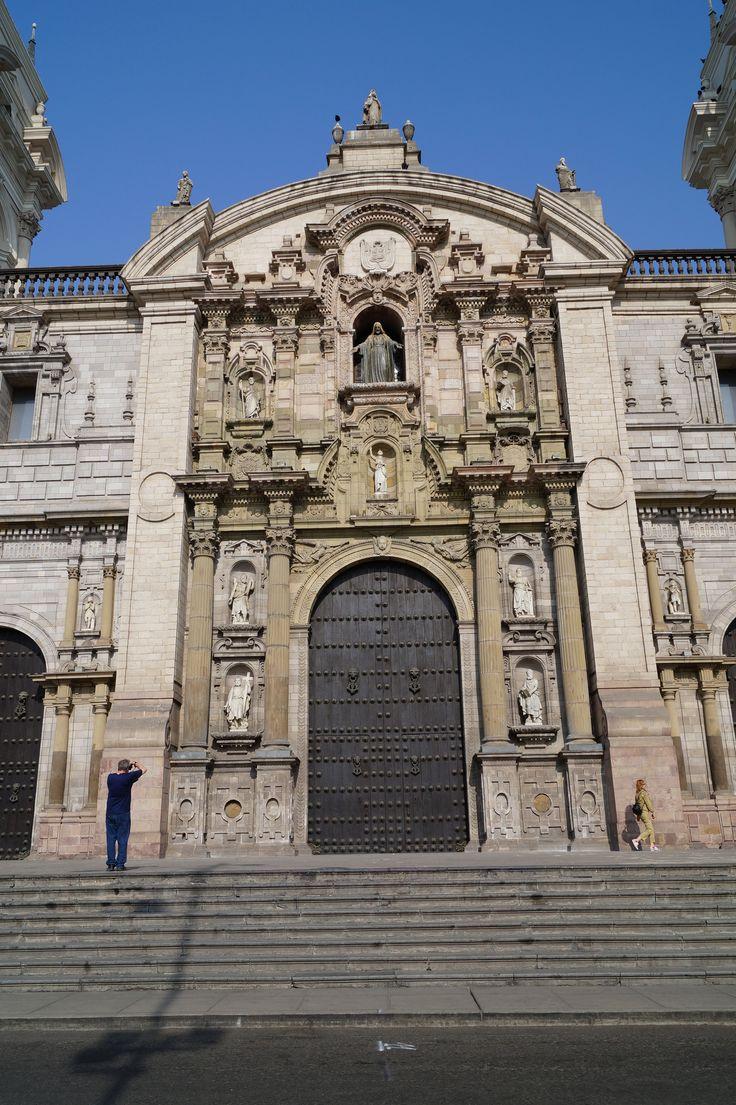 La Catedral de Lima, Peru |