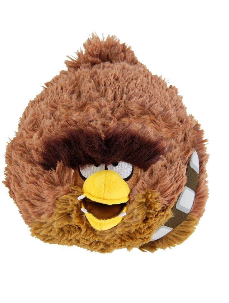 STAR WARS - Angry Birds - Chewbacca
