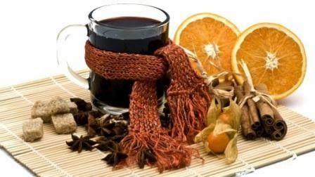 Согревающие зимние напитки-2 - Садоводка