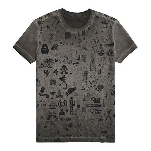 AXT Artist x T-shirts 아티스트 작품을 입는다:D