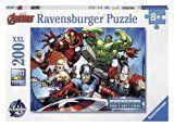 Ravensburger 12814 - Avengers Assemble - Puzzle, 200-Parts