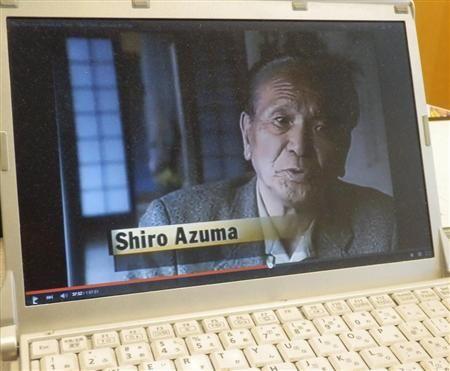 南京事件で「虚偽」の残虐行為を証言した元日本兵のビデオ 米高校が教材に使用