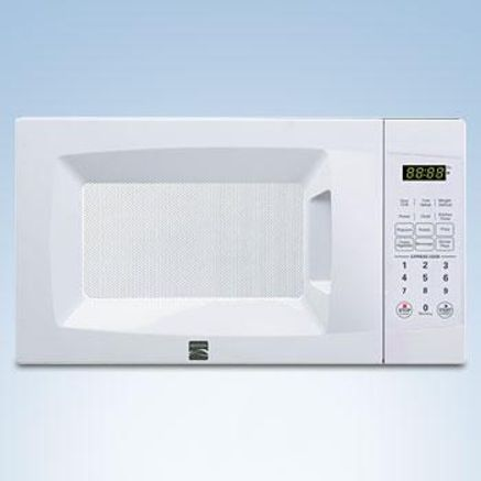 Kenmore®/MD 0.7 cu. ft. Countertop Microwave, White, 970-86122 #SEARSBACK2CAMPUS