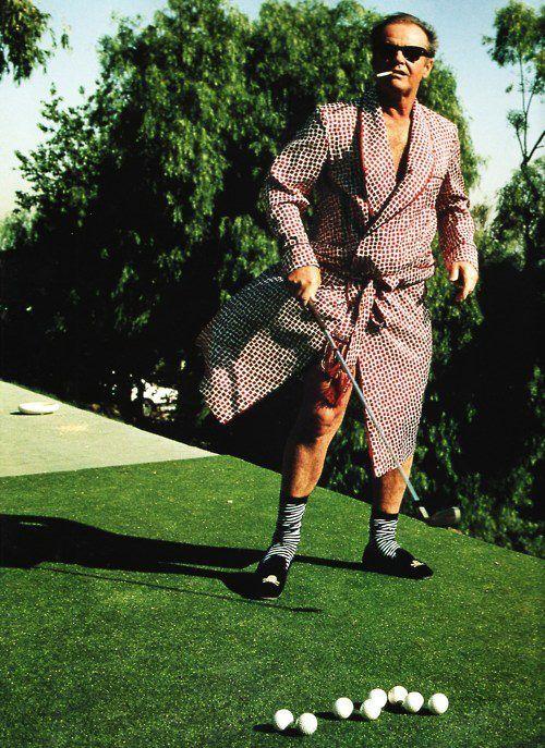 Jack Nicholson © Annie Leibovitz