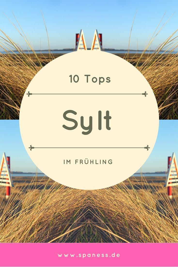 Geschenk Idee Sylt Urlaub - Sylt Travel - 10 Top Tipps für Sylt.
