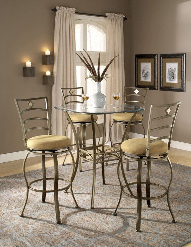 Hillsdale Marin 3 Piece Bar Height Bistro Table Set 4815PTBSMN3Best 25  Bistro table set ideas on Pinterest   Old sewing machine  . Tall Bistro Table And Chairs Indoor. Home Design Ideas