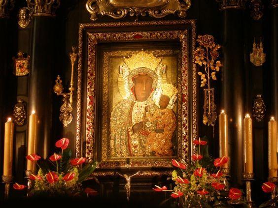 En pèlerinage pour la vie d'un océan à l'autre   L'icône de Notre-Dame de Czestochowa (Pologne) a été à accueillie le dimanche de la Divine Miséricorde 3 avril 2016 à Tenango del Aire (Mexique). Le Sanctuaire de la Divine Miséricorde de Tenango a été fondé il y a 18 ans, en lien avec le centre pallotin polonais de Czestochowa, appelé « Vallée de la Miséricorde Divine ».